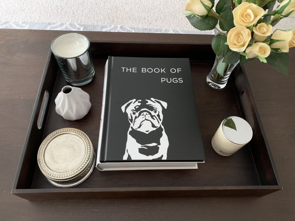 Pug Coffee Table Book - Action 2