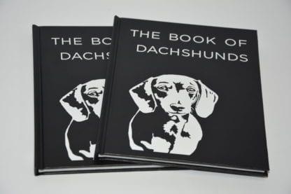 Dachshund coffee table book image 1