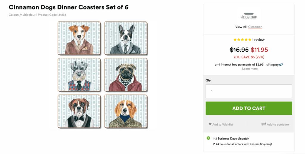 Dog-coasters-dog-decor