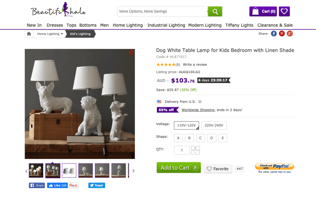 Dog-decor-lamps