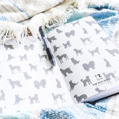Dog Notebooks - Colour 8