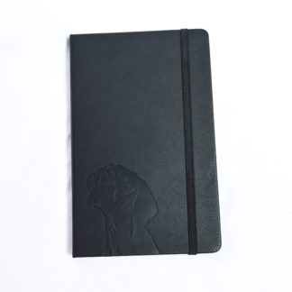 Vizsla Notebook - White 4