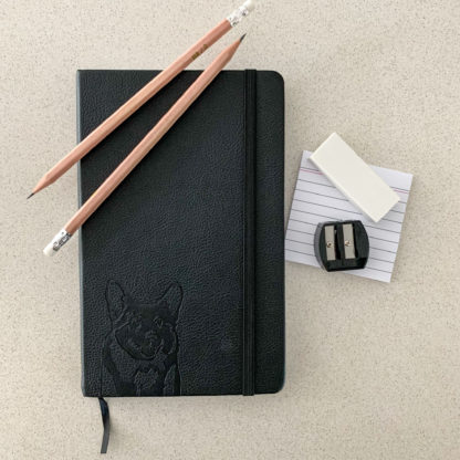Corgi Notebook -Lifestyle 5