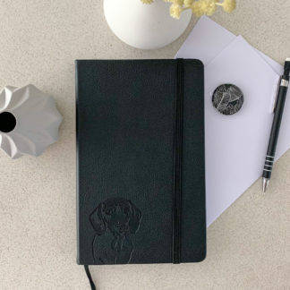Dachshund Notebook - Lifestyle 6