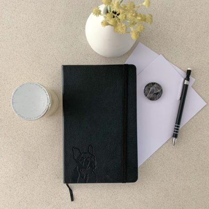 Frenchie Notebook - Lifestyle 11