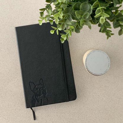 Frenchie Notebook - Lifestyle 7