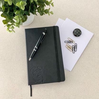 Pug Notebook - Lifestyle 2