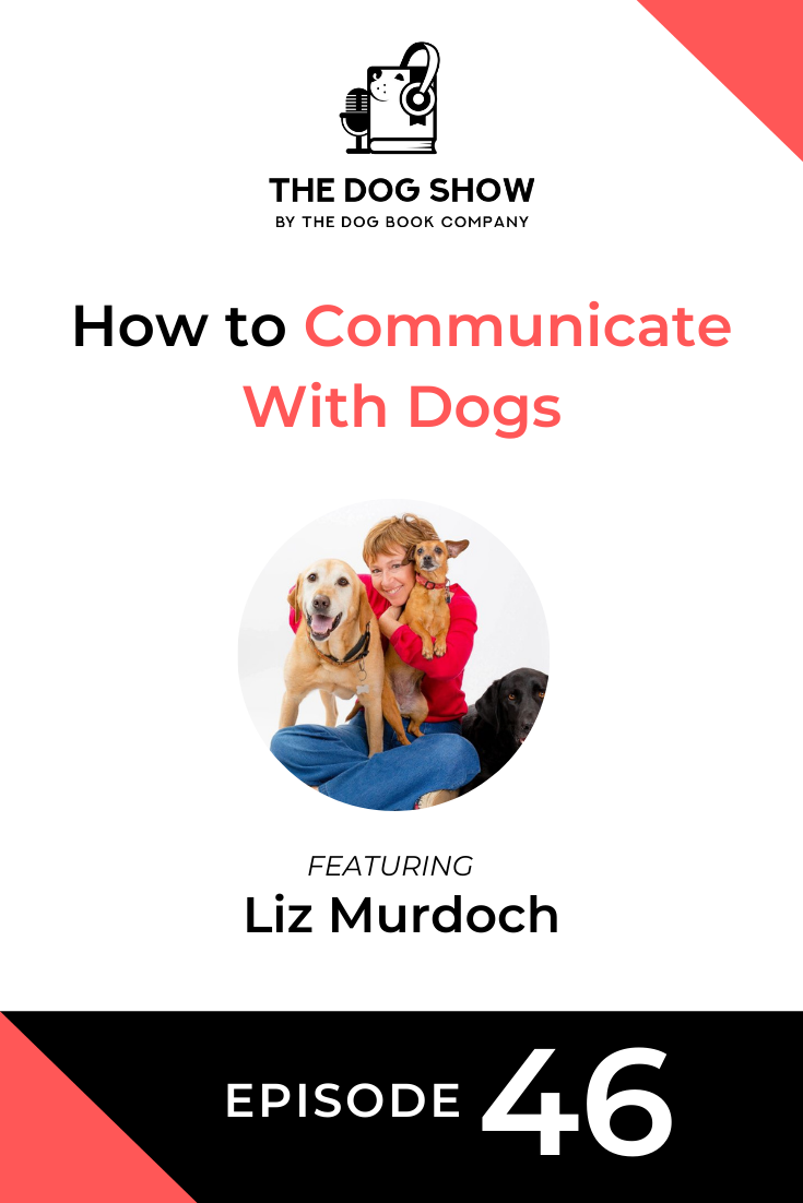How to Communicate With Dogs Ft. Liz Murdoch (Episode 46)