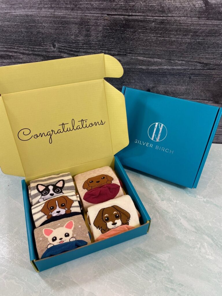 Gift-Box-for-Dog-Lover-Dog-Socks-Birthday-Gifts-Dog-Theme-Dog-mom-Dog-parent-gifts-Mothers-Day